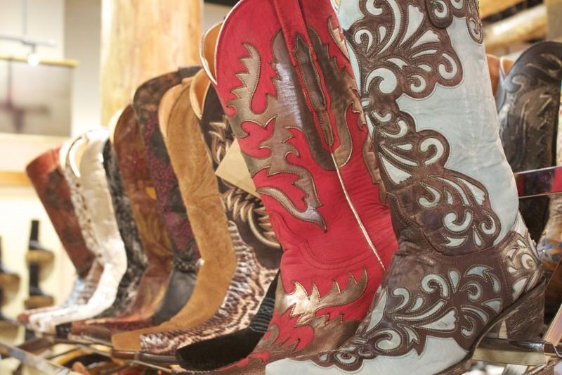 Pretty Old Gringo boots