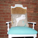 Glamourous Equestrian Chair