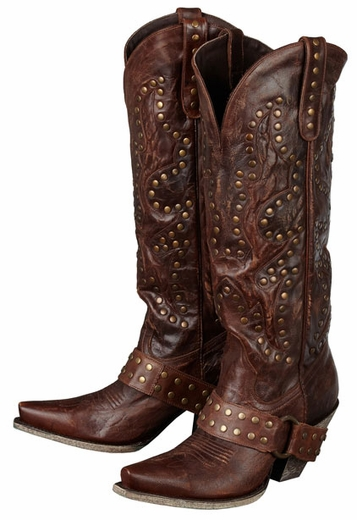 Lane Boots Rocker Studs