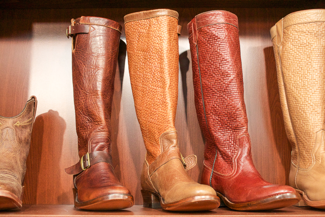Rios of Mercedes new riding boot styles