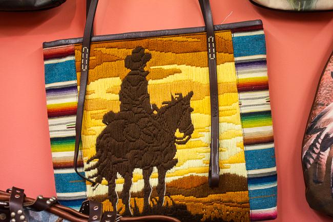 Totem Salvaged Cowboy BagTotem Salvaged Cowboy Bag