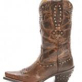 Ariat Brown Rhinestone Cowboy Boots