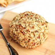 Taco Flavored Cheese Ball