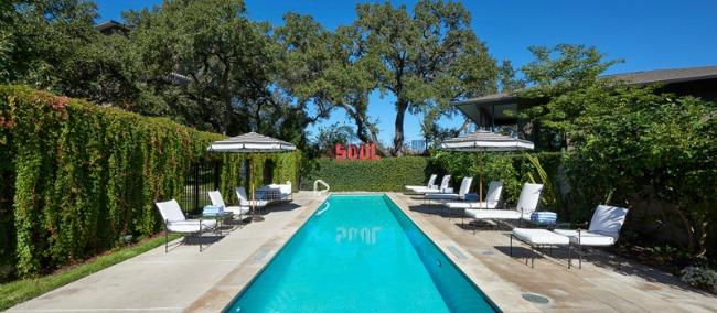 St Cecilia Hotel Austin, Texas