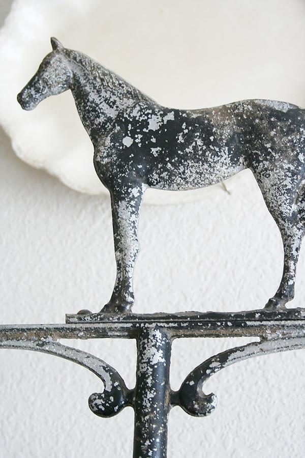 Old Antique Horse Weather Vane