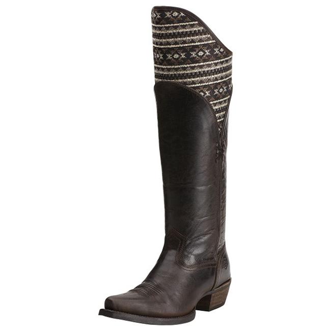 Ariat Caldera Aztec cowboy boots