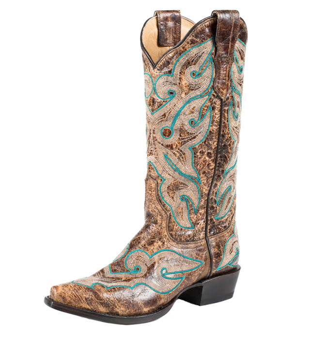 Spring Cowboy Boots from Stetson