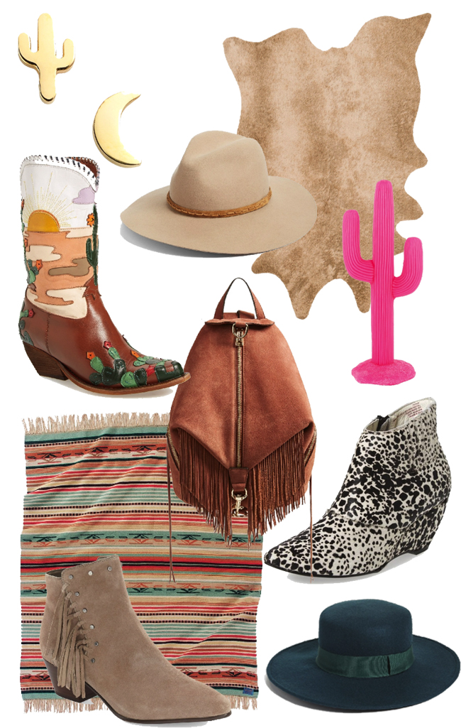 Get western with these sale items for Nordstrom's anniversary sale