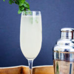 Grey Goose Le Fizz – A Holiday Cocktail
